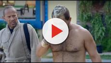 Rafael Ilha e Evandro Santo batem boca após prova