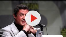 Sylvester Stallone plays in Rambo V: Last Blood