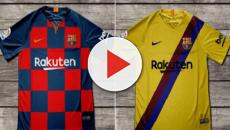 VIDEO: Se filtran los diseños de las camisetas del FC Barcelona temporada 2019