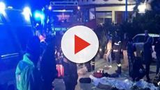 Ancona, 6 morti al concerto di Sfera Ebbasta, e un centinaio di feriti