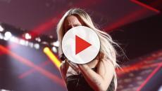 María, de OT 2018, dice que hacía 'playback' en las canciones grupales