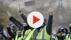 I Gilet Gialli non si placano: bloccato il confine italiano a Ventimiglia
