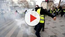 VIDEO: Detenidas 1000 personas en Francia, por protestas de chalecos amarillos