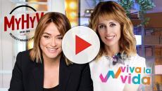 Emma García empeora los datos de audiencia de Viva la vida
