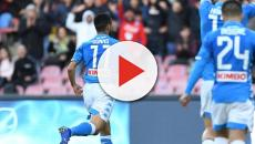 Napoli-Frosinone 4-0: Milik implacabile, grande partita di Ghoulam