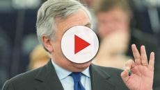 Antonio Tajani preoccupato per la situazione economica Italiana