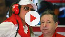 FIA president Todt watched Brazil GP with Michael Schumacher