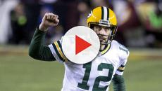 Aaron Rodgers sets record for passes without interceptions