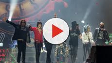 Guns N'Roses: 3 ore e mezza di concerto per concludere il loro reunion tour