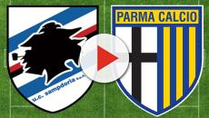 Sampdoria-Parma, diretta streaming su DAZN: per i bookmakers doriani favoriti