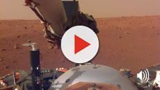 La 1^ traccia audio mai registrata su Marte è stata rilasciata dalla Nasa