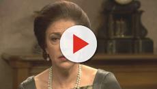 Trame Il Segreto: Donna Francisca viene ritrovata da Raimundo in un manicomio