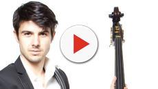 Images of musical artist Yanni Burton