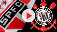 Copa RS Sub-20 : São Paulo x Corinthians ao vivo