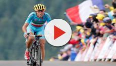 Ciclismo, conferenza stampa di Vincenzo Nibali: 'il Giro d'Italia è la priorità'