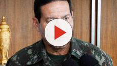 Para Maduro, General Mourão é