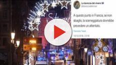 Attentato Strasburgo: spunta un inquietante tweet che aveva 'previsto' la strage