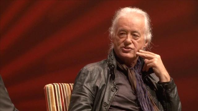 Jimmy Page, il leggendario chitarrista dei Led Zeppelin parla dei suoi progetti