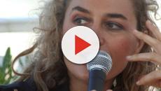Lory Del Santo non trattiene le lacrime a Mattino 5, commossa anche la Panicucci