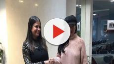 Sara Tommasi in diretta Facebook confessa: 'Sono di nuovo single'
