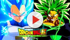 Dragon Ball Super 'Broly' sort ce 14 décembre au Japon