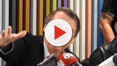 Jair Bolsonaro e Michel Temer comparecem em lançamento de submarino