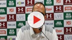 Pedro Abad corre o risco de ser afastado da presidência do Fluminense
