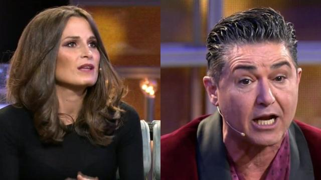 Ángel Garó acusa a Verdeliss de quedarse embarazada para entrar a GH VIP