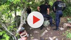 Foto mostra suspeito no local onde corpo de turista foi encontrado