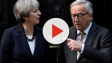 Tensione May-Juncker, la premier inglese affronta il presidente