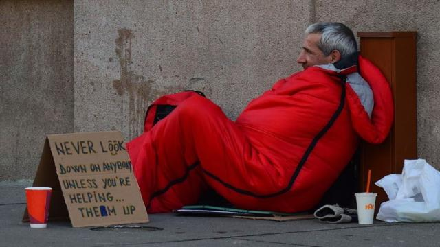 The 2017 Homelessness Reduction Act isn't helping homelessness