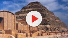 Saqqara, riportata alla luce una tomba egizia che risale a 4.400 anni fa