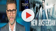 Stasera in tv: Pausini e Antonacci a Che tempo che fa, su Canale 5 New Amsterdam
