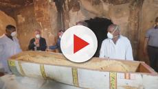 Tumba de 4.400 anos é descoberta no Egito