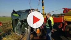 Svizzera, Flixbus da Genova si schianta vicino a Zurigo: un morto e 44 feriti