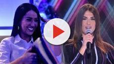 VIDEO: Sofía actúa por primera vez en un plató, Aurah se burla de ella