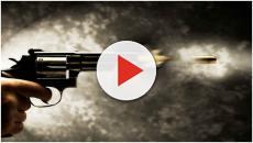 Vídeo flagra troca de tiros em praia da baixada santista