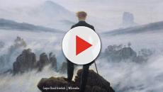 Casper Freidrich's painting Sunburst in the Riesengebirge sells for $2.75M