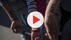 Messico: in rete gira video che mostra bambini migranti 'marchiati' con scritte