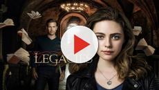 O último episódio de Legacies de 2018 foi revelador