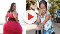 Mulheres que tem características físicas especiais