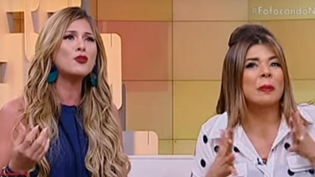 Briga entre Lívia Andrade e Mara Maravilha envolve ate Silvio Santos