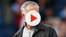 José Mourinho non è più l'allenatore del Manchester United
