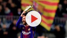Leo Messi imparable en la temporada 2018/19