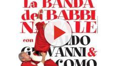 La banda dei Babbi Natale su Canale 5 il 22 dicembre