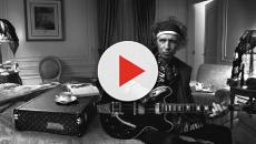 Keith Richards birthday was celebrated in a very Twitter way