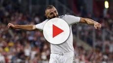 Les cinq plus beaux buts de Benzema