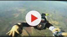 Paraquedista morre durante um salto no interior de São Paulo
