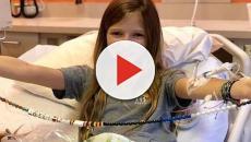 Roxli Doss, la bimba di 11 anni misteriosamente guarita dal tumore al cervello