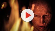 A superação do jovem que foi jogado em um forno acesso aos dois anos de idade
